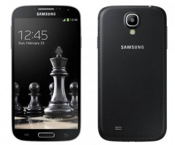 Harga spesifikasi Galaxy S4 Mini Black Edition