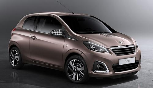 spesification Peugeot 108