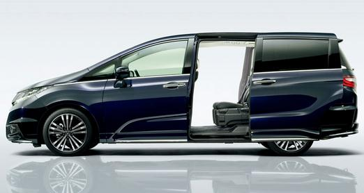 All-New Honda Odyssey 2015