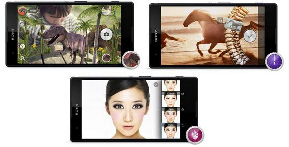 Fitur Sony Xperia T2 Ultra