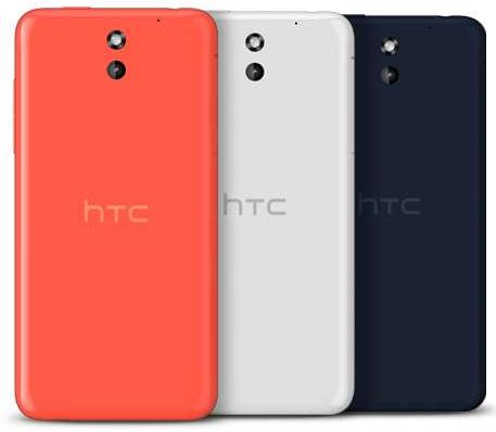 Warna HTC Desire 610