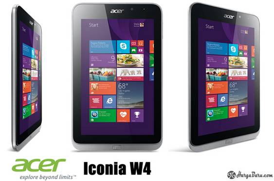 Tablet Acer Iconia W4