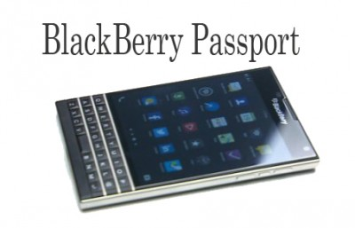 BlackBerry Passport2