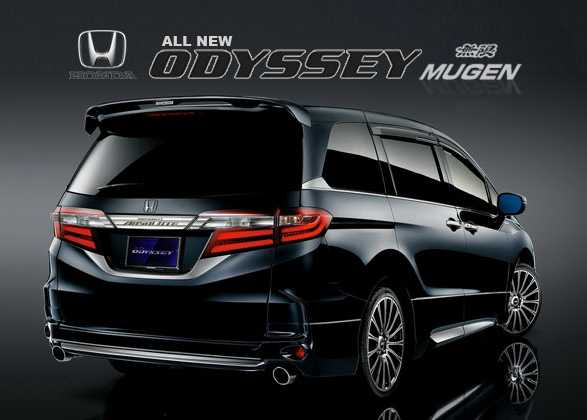 All-New Honda Odyssey Mugen