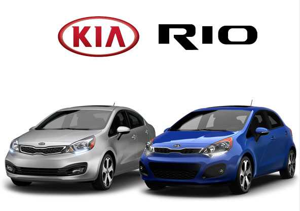 All-New Kia Rio