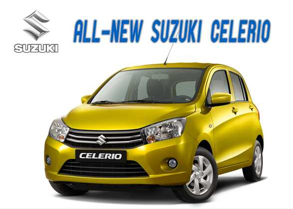 All-New Suzuki Celerio