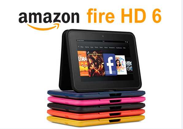 Gambar Amazon Fire HD 6