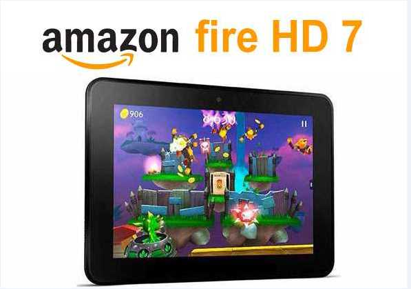 Gambar Amazon Fire HD 7
