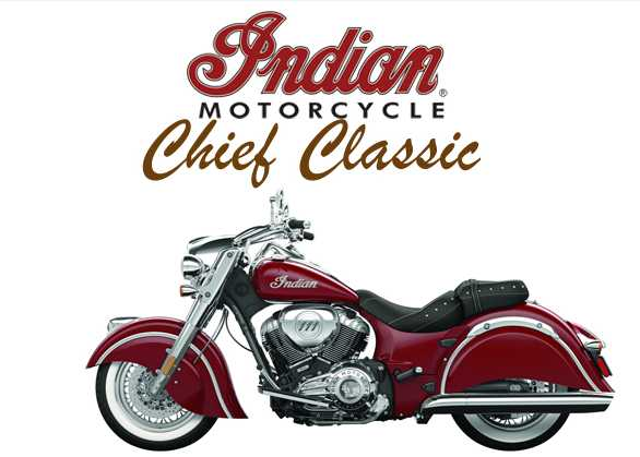 Motor Indian Chief Classic