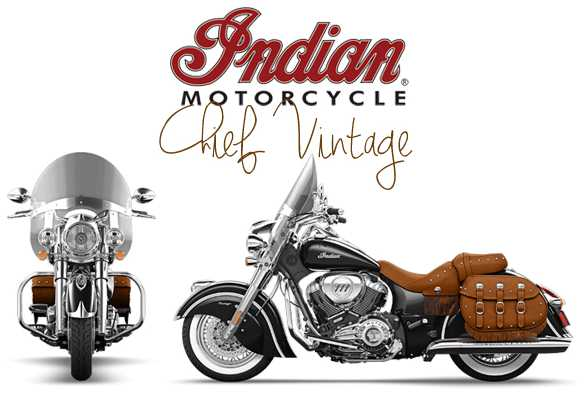 Motor Indian Chief Vintage