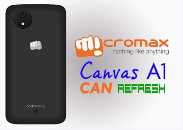 Gambar Micromax Canvas A1 Android One