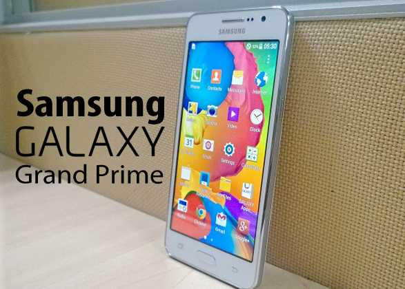 Gambar Samsung Galaxy Grand Prime Kamera Depan 5MP
