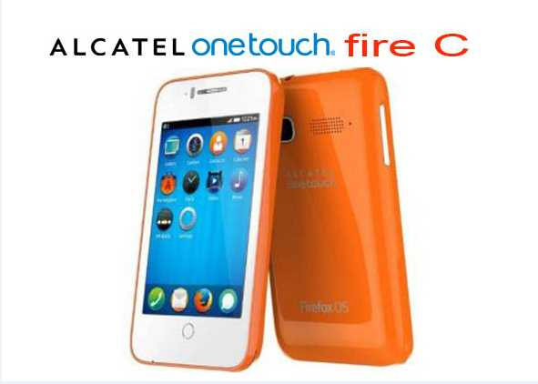 Alcatel OneTouch Fire C