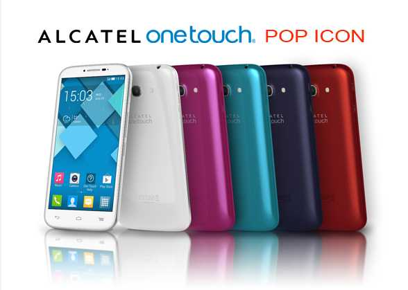 Alcatel Onetouch Pop Icon