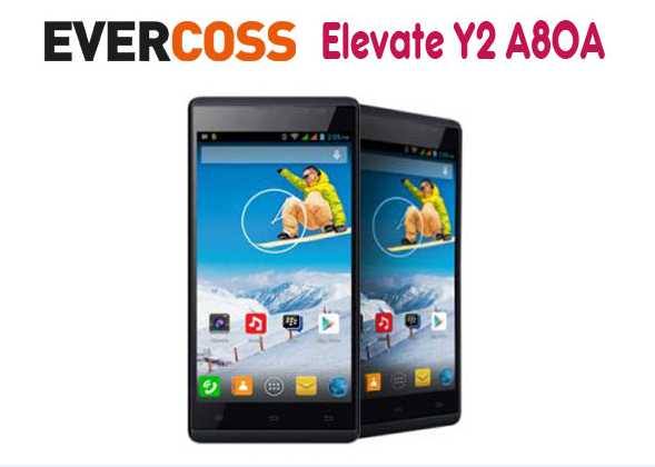 Evercoss Elevate Y2 A80A