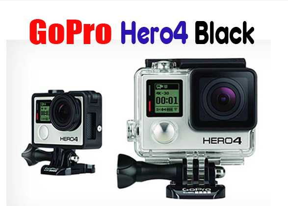 GoPro Hero4 Black (2)