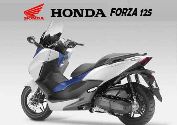 harga honda forza 125 tampil sporty dan lebih agresif. Black Bedroom Furniture Sets. Home Design Ideas
