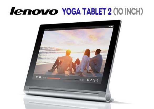 Lenovo Yoga Tablet 2 (10 inci)