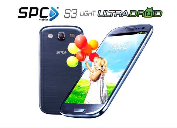 SPC S3 Light UltraDroid