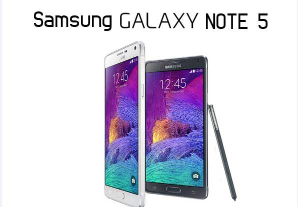 Terbaru Samsung Galaxy Note 5
