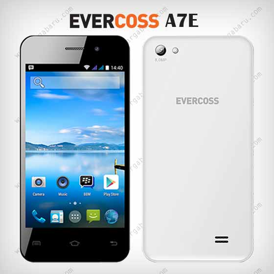 Spesifikasi Evercoss A7E