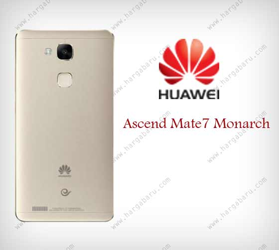 Gambar Huawei Ascend Mate7 Monarch