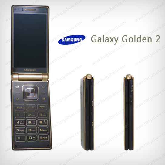 Spesifikasi Samsung Galaxy Golden 2
