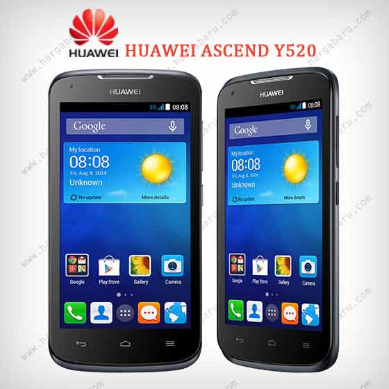 Harga Huawei Ascend Y520