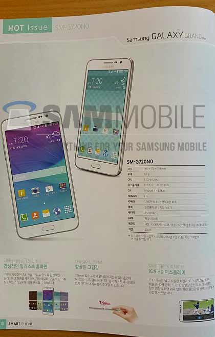 Harga Samsung Galaxy Grand Max