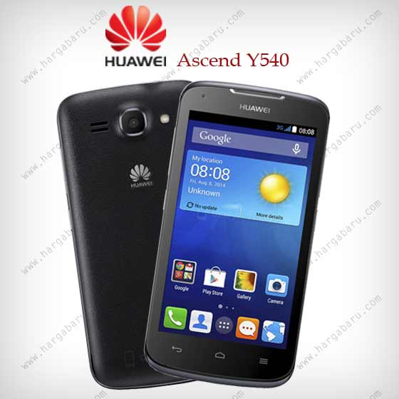 Harga Huawei Ascend Y540