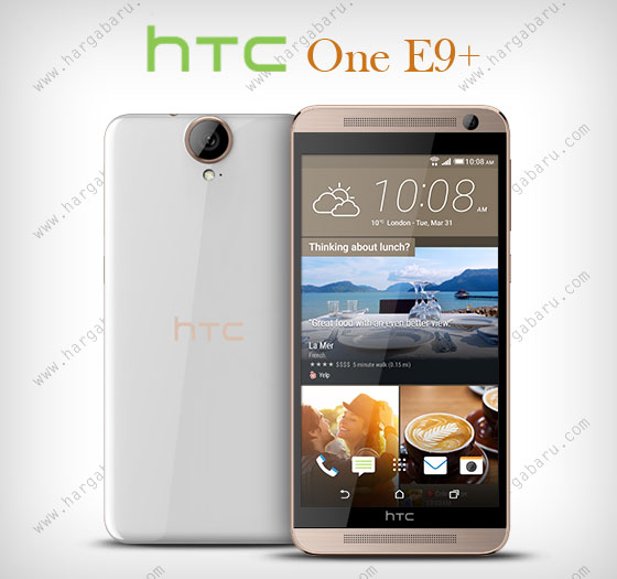 Spesifikasi HTC One E9 Plus